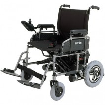 Merits Heavy Duty Folding Power Wheelchair