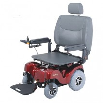 Merits Super Heavy Duty RWD Powerbase Wheelchair- Bariatric