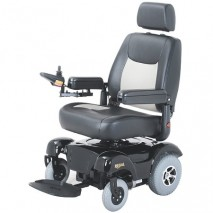 Merits Compact RWD Powerbase Wheelchair
