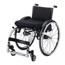 Merits European Style Active Wheelchair Folding Frame