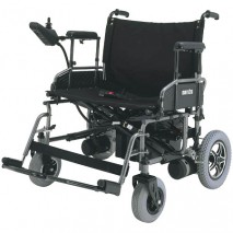Merits Bariatric Heavy Duty Folding Power Wheelchair