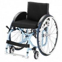 Merits High Active Wheelchair Folding Frame