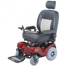 Merits Super Heavy Duty RWD Powerbase Wheelchair-Bariatric