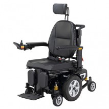 Merits Compact Multi-Function Rehab Power Wheelchair