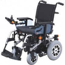 Merits Multi-adjustable Power Wheelchair