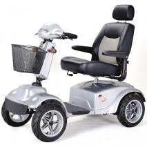 Merits Cross Country Maxi 4-Wheeled Electric Scooter