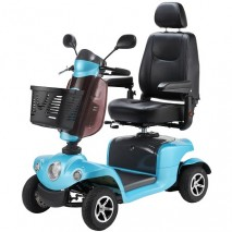 4-Wheeled Full Suspension Elegant Electric Scooter