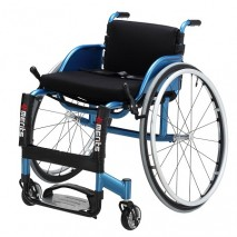 Merits Sports Active Wheelchair Rigid Frame