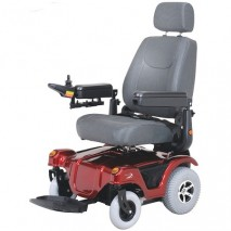 Merits Convertible FWD/RWD Powerbase Wheelchair