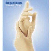 Powder-Free Latex Surgical Gloves