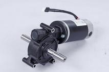 Gearbox-Motor (Double-Shaft)