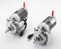 Gearbox-Motor (in-line)