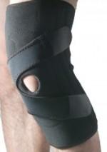 Knee support for neoprene knee band