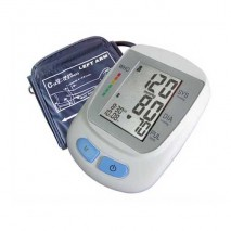 Arm-type fully automatic blood pressure monitor, 120 memory