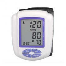 Automatic Digital Blood Pressure Monitor, Wrist Type