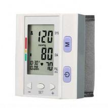 Digital Blood Pressure Monitor, Wrist Type