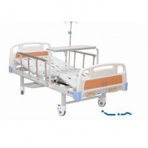 Double Crank Hospital Bed