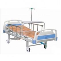 Single Crank Hospital Bed