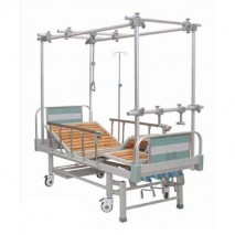 Double Column Type Orthopaedics Traction Bed