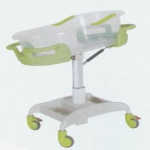 Baby Crib(with caster)