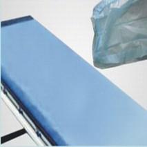 Disposable non-woven bed cover