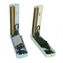 Aluminum plate mercurial sphygmomanometer