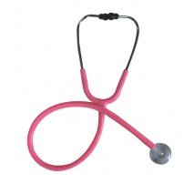 Single Head Acrylic Stethoscope (pediatric)