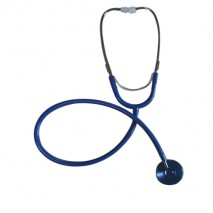 single-head aluminum alloy stethoscope