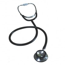 Pediatric dual-head stethoscope