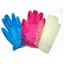 Medical PVC gloves