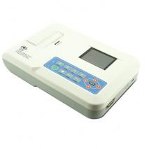 Digital Three Channel ECG Machine