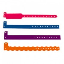 IDENTIFICATION BRACELETS WRISTBANDS
