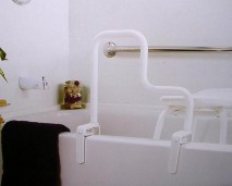 Multi Grip Tub Safety Accessories Bar