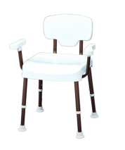 DURA chair with Back & Hand Rest