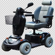 Medical Care Scooter