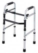 One Touched Aluminum Folding Walker