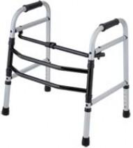 Reciprocal Aluminum Folding Walker