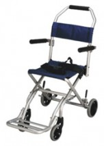 Foldable Aluminum Transport Chair