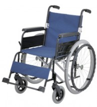 Aluminum Folding Wheelchair