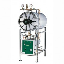 Pressure Control Autoclave Sterilizer 100 ~ 350 Liter (Horizontal)