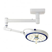(LED) COOLED SURGICAL LIGHT - SLJ SERIES (Ceiling-Mounted Type) Single Cupola