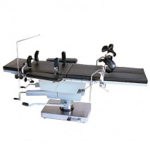 Manually Head-end Controlled Hydraulic Universal Operating Table