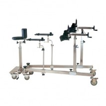Orthopedic Extension Tractor with Mechanical Elevation Table Top.