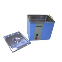 Ultrasonic Cleaner 300W with Thermo-Controller 10.5 Liter