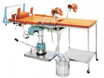 Hydraulic Manually Controlled Delivery & Operating Table