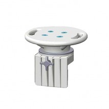FDA CE swivel bathtub shower seat