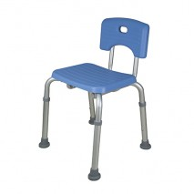 Healthcare PU Shower chair