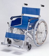 Aluminum Alloy Wheelchair
