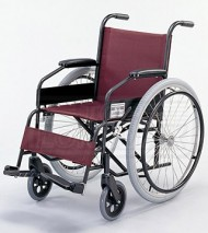 Economy Aluminum Alloy Wheelchair