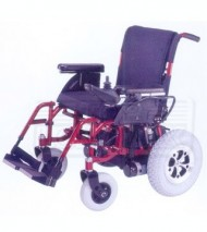 Suspension Power Wheelchair